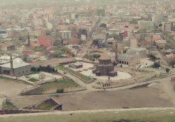 Kars Kalesi ve Kümbet Camii